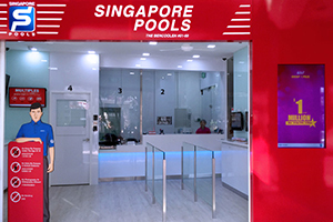 Singapore Pools Suntec - NYC
