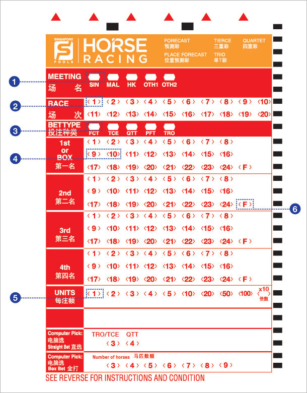 singapore pools sports betting line number