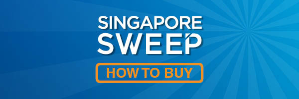 Singaporepools – Latest Sweep Results